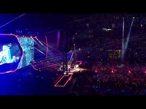 Coldplay - Charlie Brown (Live in São Paulo - Brazil)