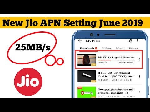 Download How To Increase Jio 4g Internet Speed To 40 Mbps 100 Worki