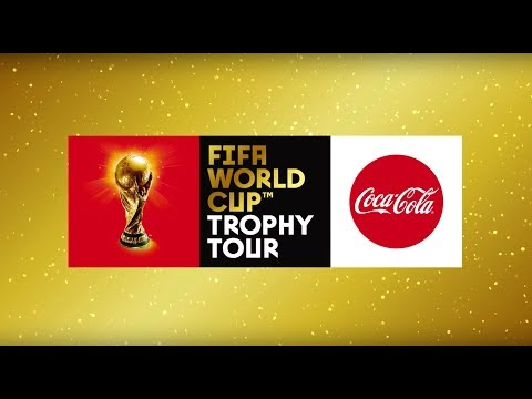 Get Ready For the 2018 FIFA World Cup Trophy Tour by Coca-Cola
