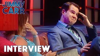 Jimmy Gets Interviewed By An Audience Member | Jimmy Carr Live