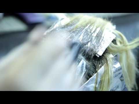 Окрашивание и Кератиновое выпрямление волос. Студия Гримерка. Орехово-Зуево