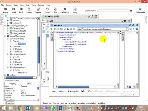 Mocking a Service-part1 -SOAP UI - Practical HandsOn API Testing