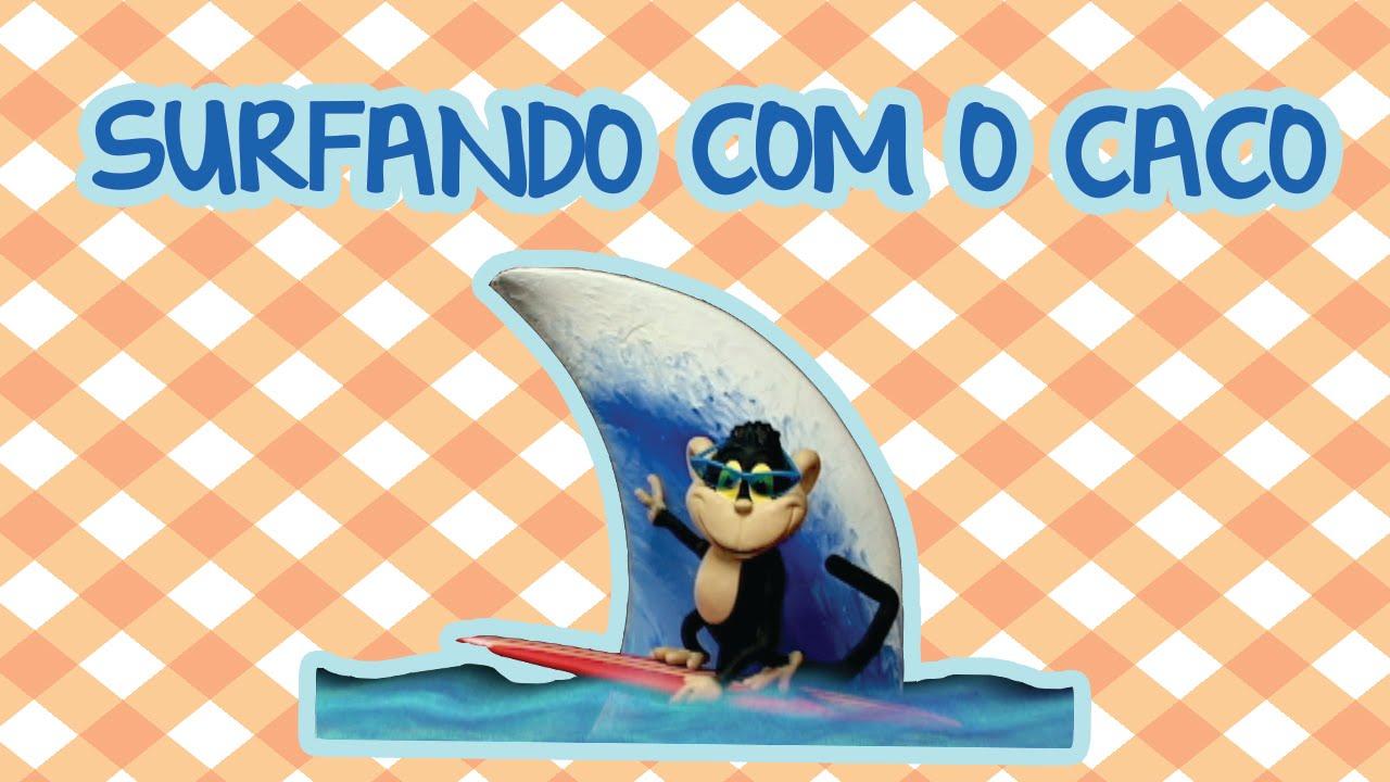SURFANDO COM O CACO | BEBÊ MAIS NATUREZA