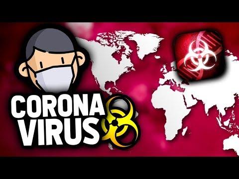 CREATING MY OWN VIRUS - CORONA FOOLIO | Plague Inc Evolved