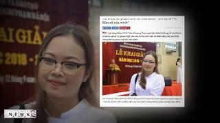 Thủ Khoa ĐH Sư Phạm Hà Nội được Nâng 14,85 điểm, Xin Thôi Học