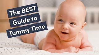 Tummy Time for Newborns