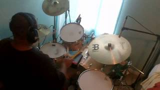 Donald Lawrence & The Tri-City Singers - Bless Me (Prayer of Jabez) (Drum Cover)