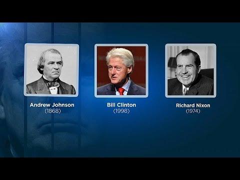 ΗΠΑ: Η διαδικασία αποπομπής του προέδρου