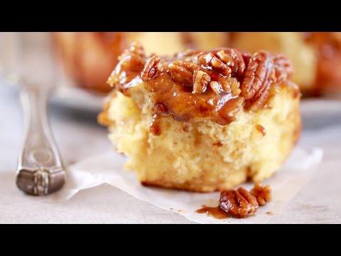Best-Ever Sticky Buns (No Machine) – Gemma's Bigger Bolder Baking Ep 135