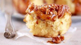 caramel recipe for sticky buns