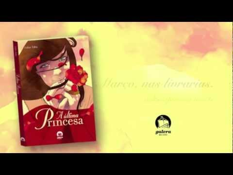 A Última Princesa - Booktrailer