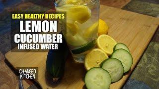 How To Make Flavored Water? Infused DIY Fruit Infused Water Recipe (Beginners/Easy)