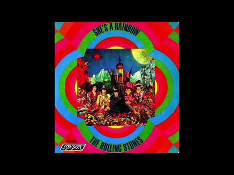 The Rolling Stones - She's A Rainbow (Instrumental)