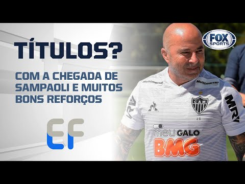 ATLÉTICO MINEIRO PODE BATER DE FRENTE COM O FLAMENGO? | Expediente Futebol