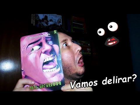 Resenha: Delirium,  de Carlos Patrício