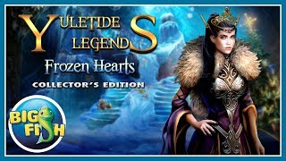 Yuletide Legends: Frozen Hearts Collector's Edition video