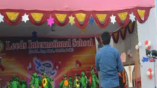 Annual Function of Leeds International School, Parsa Bazar, Patna - Download this Video in MP3, M4A, WEBM, MP4, 3GP