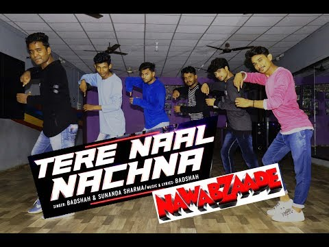 Tere Naal Nachna - Nawabzaade | Badshah | Sunanda Sharma | Dance Cover