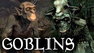 The MOST Hated Creatures - The Goblins - Elder Scrolls Lore