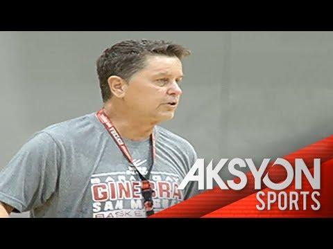 [News5]  Tim Cone, napipisil maging Gilas head coach