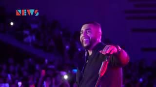 Очень показательный концерт Jah Khalib-а