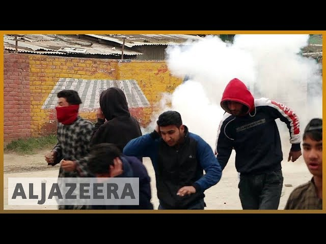 ???????? Kashmiris strike after school teacher dies in police custody | Al Jazeera English