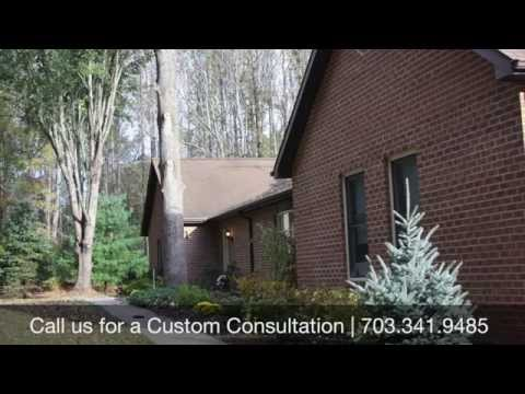 This ranch style home had a large roof with large steep valleys. They were having issues with all kinds of debris clogging their gutters and overflowing their corners. We worked with their existing gutters, gave them a