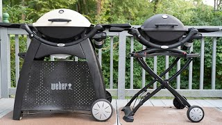 Weber Q2200 vs Weber Q1200 | Which One Should You Buy?