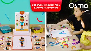 Welcoming The Osmo Little Genius Starter Kit + Early Math Adventure