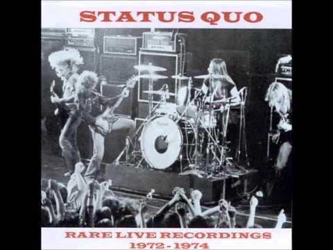 Status Quo - Softer Ride (John Peel Sessions 1973)