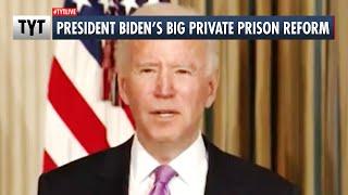Biden's HUGE Private Prison Decision thumbnail