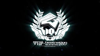 [LIVE] EDP×beatnation Summit 2017  Beatnation 10th Anniversary  (BD 1)