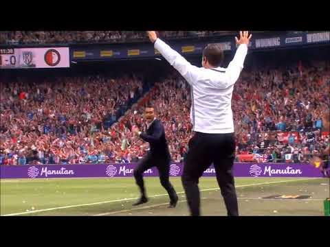 Lee Towers - You'll Never Walk Alone | Feyenoord kampioen 2016/17 | Fox Sports