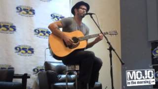 Tony Lucca - Death of Me at Channel 955