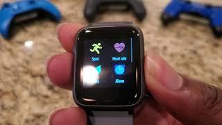 Letsfit Smartwatch (Consumer review)