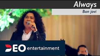 Always - Bon Jovi at Balai Sudirman | Cover By Deo Entertainment semi orchestra