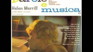Helen Merrill - Willow Weep for Me (1961)