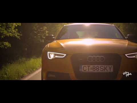 Audi S5 - Stage 2 map with crackle and pop file - смотреть