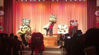 PS.130 lion dance 2020