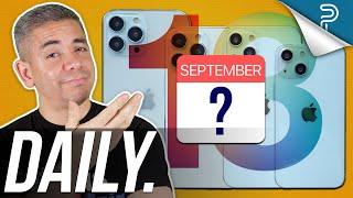 Get Ready: iPhone 13 LEAKED Dates Sound Legit! Google Pixel 6 Pro Antennas & more!
