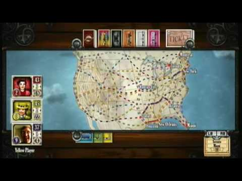 ticket to ride xbox 360 review