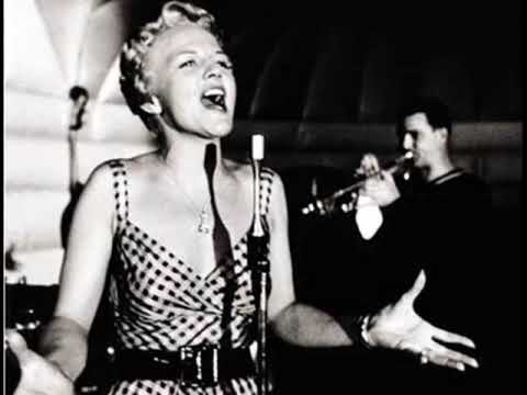 Peggy Lee Bing Crosby & Bob Hope – Merry go runaround