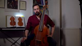 Tutorial No. 5: String crossing & bow angle with Sam Stadlen