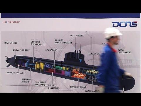 DCNS: Θύμα χάκερ και «οικονομικού πολέμου», διέρρευσαν απόρρητα σχέδια υποβρυχίων – economy
