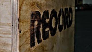 Тумба для запрыгивания RECORD