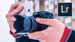 Мобильная Фотография - ЛУЧШЕЕ Приложение для Обработки!!