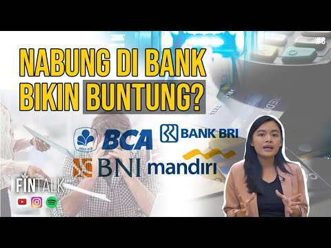 UNTUNG RUGI MENABUNG DI BANK