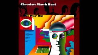 Chocolate Watch Band - Gone And Passes By