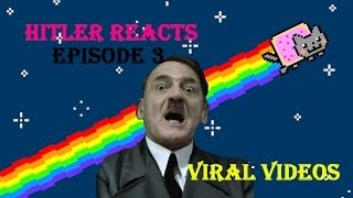 Hitler Reacts To Viral Videos - Episode 3