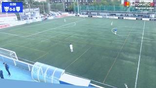 """R.F.F.M - Jornada 6 - Segunda Juvenil (Grupo 8): C.D. Canillas """"D"""" 3-2 C.D. Spartac de Manoteras """"A"""""""
